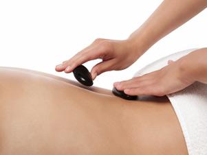 Hot / Cold Stones Chakra Massage