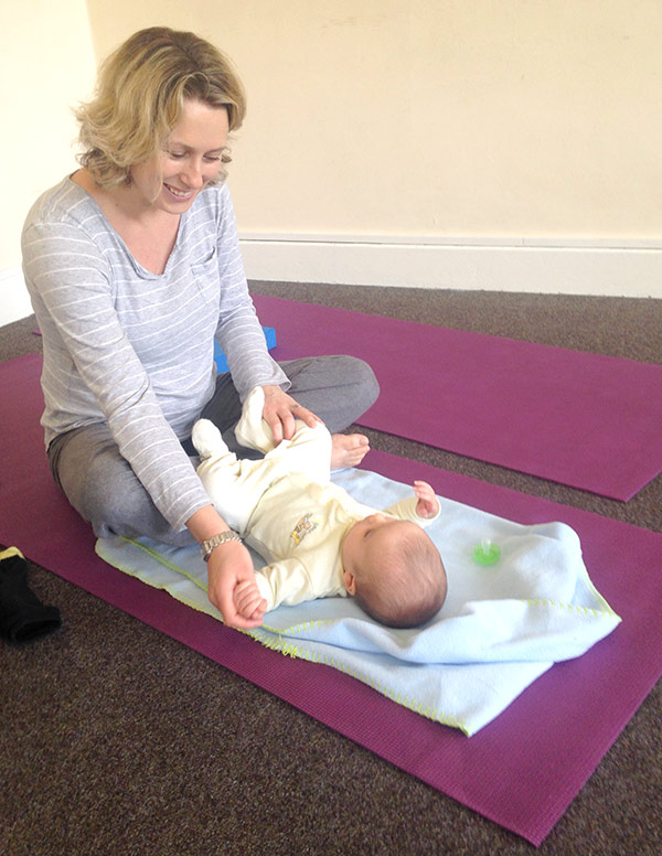 Post natal Recovery yoga