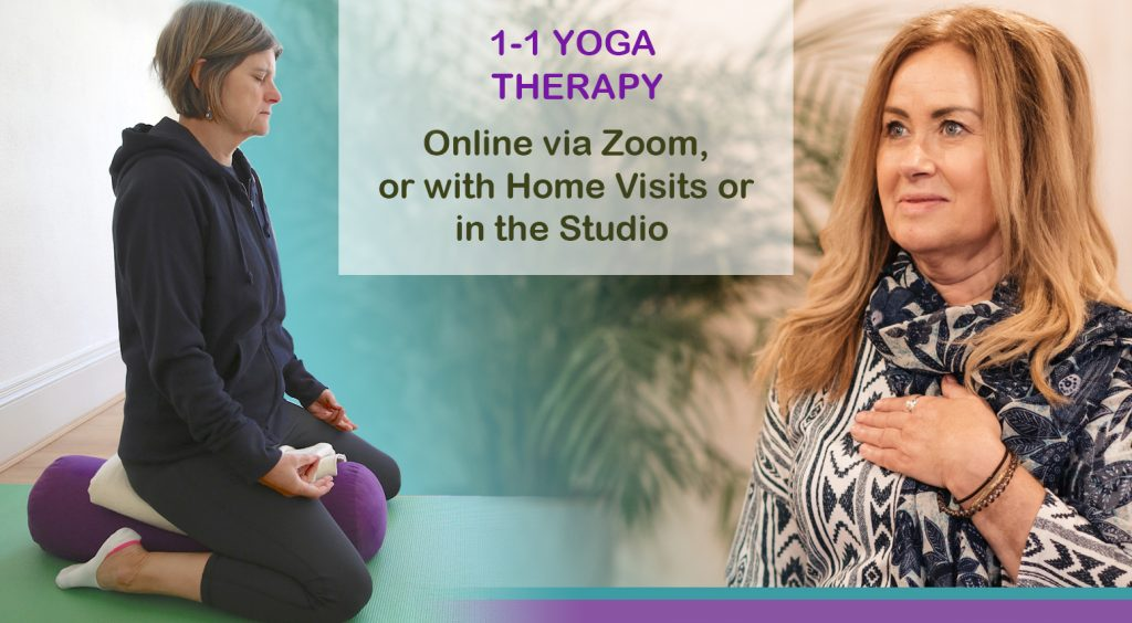 1-1 Yoga Therapy